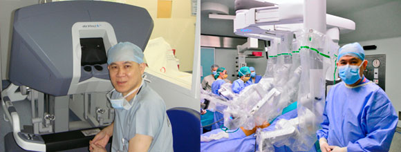 Dr Chin Chong Min, Urologist in Singapore