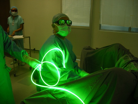 Picture of Greenlight Laser TURP
