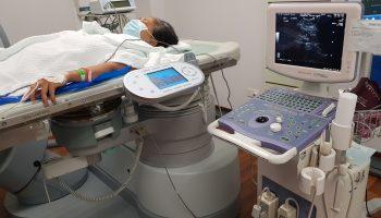ultrasound localisation